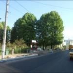 Встановлення тротуарних бордюрів