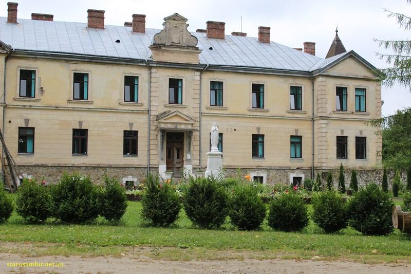 Лаврівський василіанський монастир св. Онуфрія