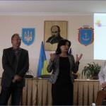 Зустріч з асоціацією міст України