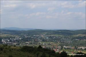 вигляд міста з Посадської гори