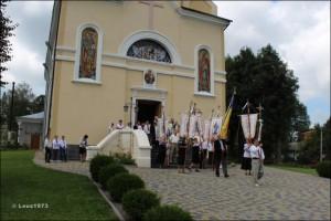 Урочиста хода до Пам'ятного Хреста на Площі Ринок