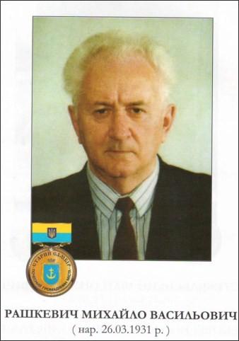 Рашкевич Михайло Васильович
