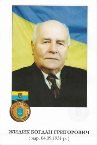 Жидик Богдан Григорович