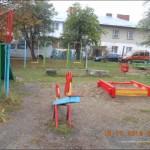 Дитячий майданчик вул. Сольчаника