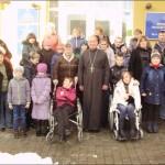 Екскурсія дітей-інвалідів до Трускавця