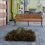 Нові лавки вул. Галицького