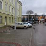 Нова парковка біля райполіклініки